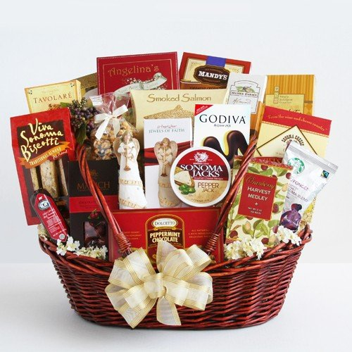 Peaceful Prayers and Condolences Basket