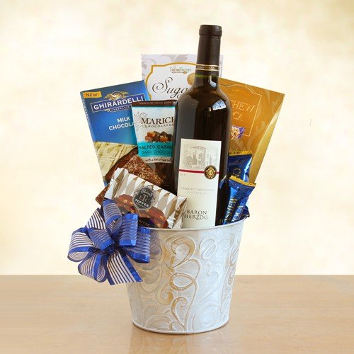 ... Baskets/Kosher Wine and Gourmet Sensation Gift. Print