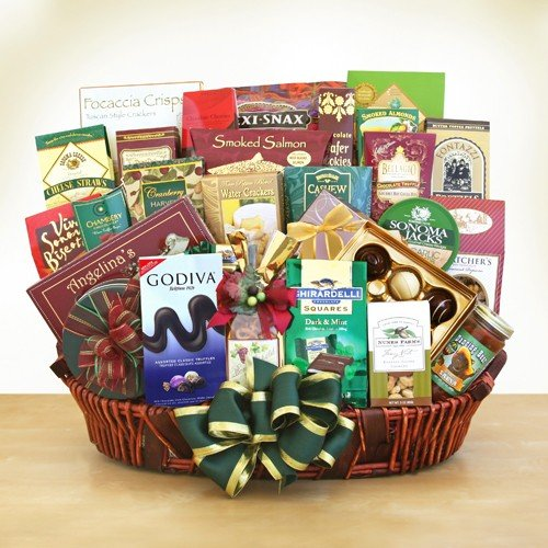 Good Friends Gift Basket
