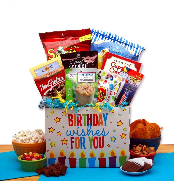 A Birthday Celebration Gift Box