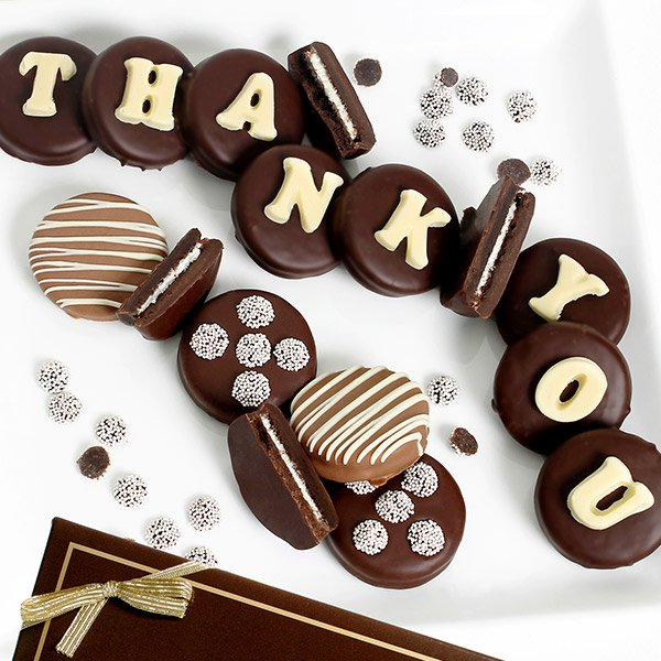 Thank You Chocolate Covered Oreo® Cookies