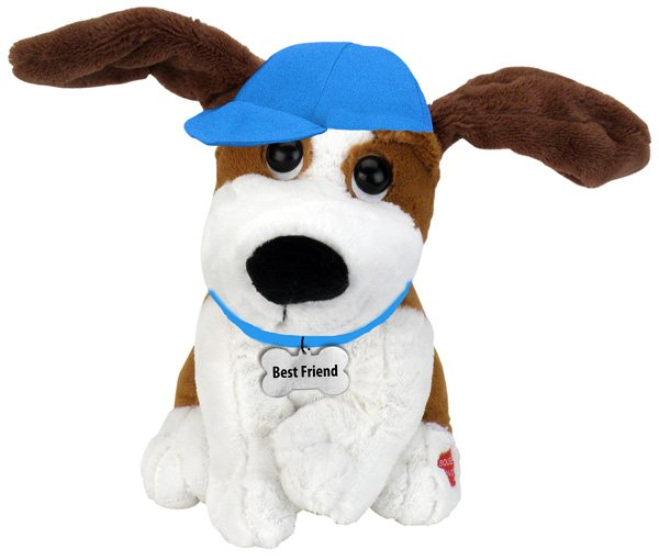 Best Friend Plush Puppy